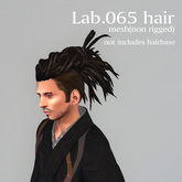 *booN Lab.065 hair black pack