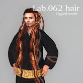*booN Lab.062 hair black pack
