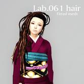 *booN Lab.061 hair black pack