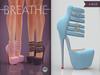 [BREATHE]-Platonica Heels-Airy Blue-(for Slink High Feet & Maitreya Lara & Belleza)