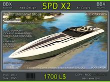 Speedboat X2