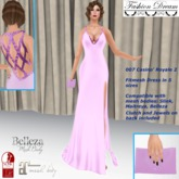 """007 Casino Royale 2"" Lilac Gown - Fashion Dream"