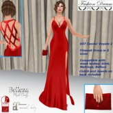 """""""007 Casino Royale 2"""" Red Gown - Fashion Dream"""