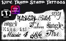 Tramp Stamp Tattoos (BOM & Omega Appliers)