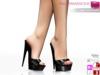 Full Perm MI High Heel Mules - Slink High, Belleza High, Maitreya High, MAP Feet