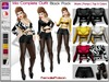 !FP! Mia Complete Outfit - Black Pack - Belleza Isis Venus Freya Physique Hourglass Maitreya Omega