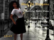 Patricia Retro Dress