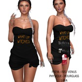 Eyelure Jersey Knotted Dress -  WhatUpORANGE