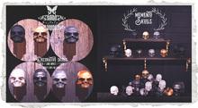 {Nostalgia} Memento Skulls / Mesh / Decor / Fatpack