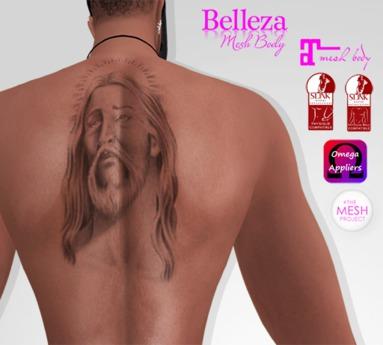 TSB ::: tattoo Jesus1