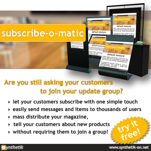Subscribe-O-Matic - now free!