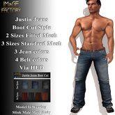 IMaGE Factory Justin Jeans - Boot Cut