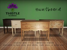 Thistle Homes - Huntboard Fatpack - Original Mesh