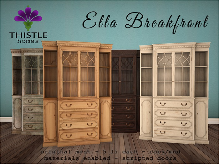 Thistle Homes - Ella Breakfront Fatpack - Original Mesh