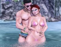++ Vetro Poses - Love Beach 01 ++
