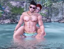 ++ Vetro Poses - Love Beach 04 ++