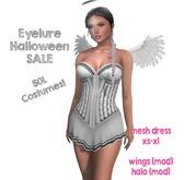 Eyelure ANGEL Costume  99L SALE!!!!!