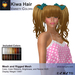 A&A Kiwa Hair Variety Colors Pack. Mesh medium womens hairstyle with pigtails