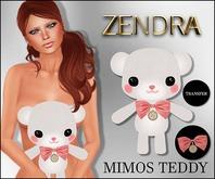 Mimos Teddy