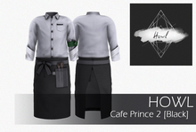 Howl - Cafe Prince2 (Black) WEAR