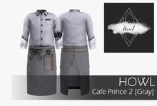 Howl - Cafe Prince2 (Gray) WEAR