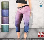[trs] Boyfriend Jeans . Ombre Edition