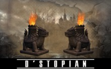 D'STOPIAN // Dragon Fire Statue