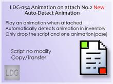 LDG-No Modify 054 Animation on attach / Auto-Detect