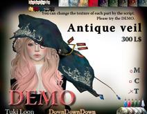 Antique veil_DEMO