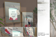 Sway's [Lisha] Picture Frame