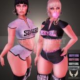 [MONCLER] Sexy Girl Set - Omega System
