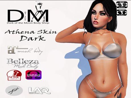 D&M Shopping Bag - Athena Dark