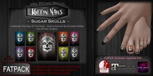 DP - Koffin Nails - FatPack - Sugar Skulls (Boxed)