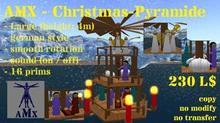 AMX-Christmas-Pyramide (L - copy)