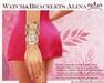 *PetroFF*  Watch&Bracelets Alina