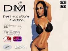 D&M Doll V2 Skin - Latte  (no unpack)