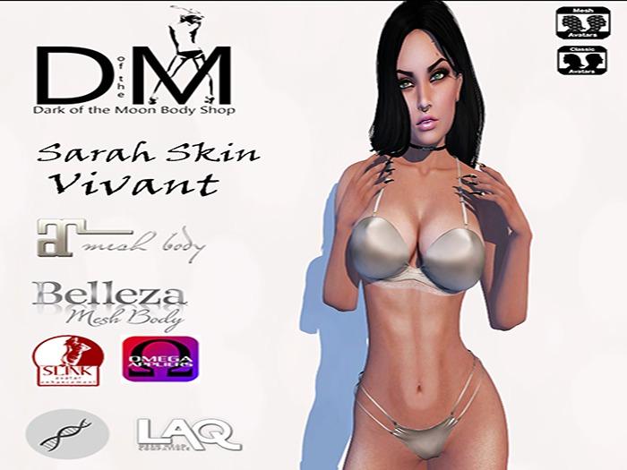 D&M Skins Sarah Fit Vivant