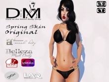 Skin Spring by Dark of the Moon Body Shop