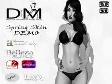Skin Spring Demo by Dark of the Moon Body Shop