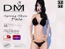 Skin Spring Pale by Dark of the Moon Body Shop