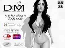 Skin Yuko Demo by Dark of the Moon Body Shop