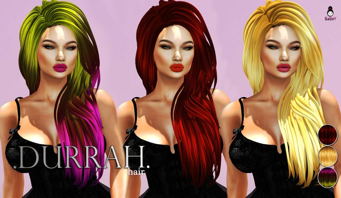 BABEY | DURRAH -LONG HAIR [NOVEMBER GROUP GIFT]