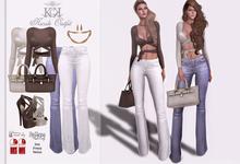::::KC::: Nicole Outfit  //Maitreya//Slink//Belleza