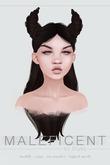 Blues. Maleficent - Naturals 2