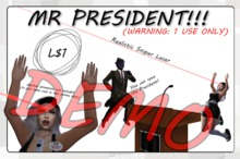 MR PRESIDENT!!! DEMO (1 USE)