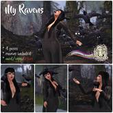 = Fashiowl Poses = My Ravens // WEAR