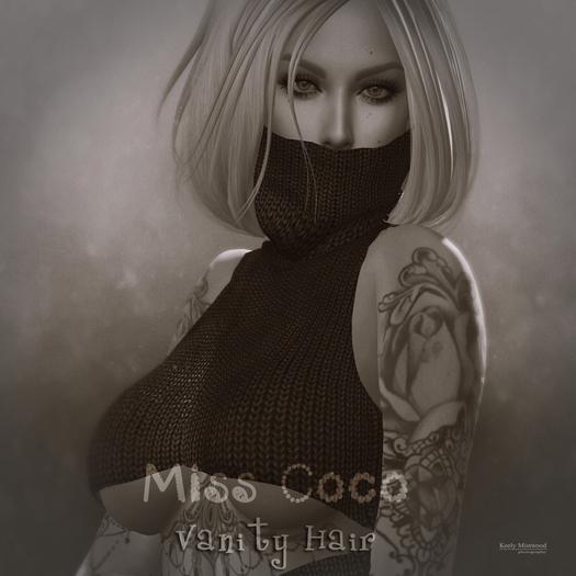 Vanity Hair::Miss Coco-All Blacks Pack