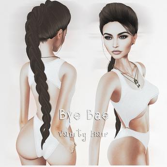 Vanity Hair::Bye Bae-Frizz Pack