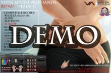 -VA--VISTA BENTO PROHANDS  FEM DEMO-box