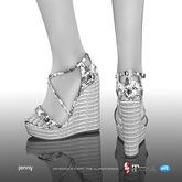 [Gos] Jenny Wedge - Pattern DEMO
